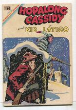 Hopalong Cassidy Presents Kid Latigo #174 Nick Cardy  DC Mexico CBX201