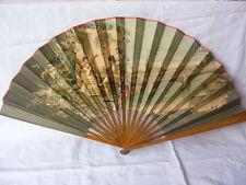 Magnifico ventaglio antiche dipinto, Chitarra, Flamenco, Spagna