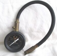 Rare Vintage Aircraft Owners and Pilots Association TIRE PRESSURE GAUGE AOPA