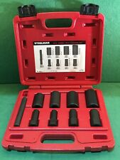 Steelman 75032 Hubcap & Wheel Lock Removal Kit ~ 9-Piece ~ Nice! ~ Free Shipping