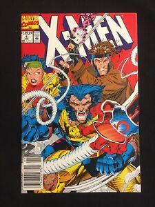 X-Men #4 NM- 9.2 Newsstand! KEY 1st Omega Red 🔥🔥🔥 JIM LEE marvel 1992