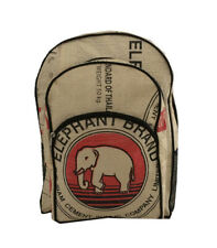 Elephant Brand Deluxe Recycled Backpack Fair Trade from Cambodia