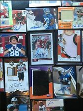 Football Mystery Hot Pack!! Auto, Patch, RC, #'d!! (LAMAR, KYLER, MAHOMES) L@@K!