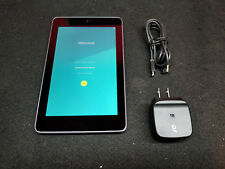 Asus Nexus 7 32 GB WiFi Black - Bundle - A Grade - Upgraded to 5.1.1 Lollipop