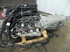 2012 CHEVY L96 ENGINE 6.0L MOTOR LIFTOUT W/ 6L90 TRANSMISSION 2WD 413244