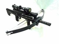 WT4  TACTICAL CROSSBOW w/ Tactical Light, Laser sight , Scope & Cannon tip