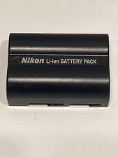 Nikon EN-EL3 Lithium Ion Battery for Digital SLR Cameras. Untested.