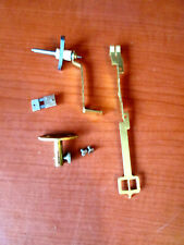 New Hermle Clock Verge, Suspension Spring and Pendulum Leader With Screw (723N)