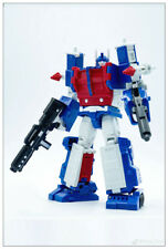 New Transformers PAPA TOYS PPT-05 Ultra Magnus mini Robot Action Figure
