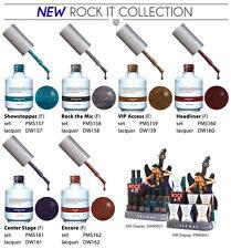 LECHAT - Soak off Gel & Matching Nail polish  ROCK IT Collection -