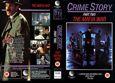 Crime Story Part 2, The Mafia War - Used Video Sleeve/Cover #16298