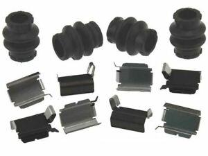 For 2010-2018 Ford Taurus Brake Hardware Kit Rear 63296MJ 2013 2011 2012 2014