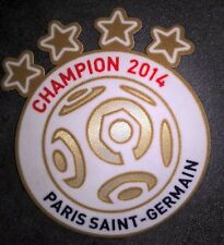 Patch France LFP Ligue 1 maillot de foot du Paris.SG Champion 2014 saison 14/15