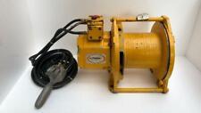 INGERSOLL RAND LS1500R-PH2M PNEUMATIC AIR TUGGER WINCH 1500 KGS CAPACITY #2