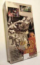GOLDEN DART HERO (VHS, 1996) Wang Qun Chen Yongxla BRAND NEW FACTORY SEALED