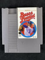 Jaleco Bases Loaded - Classic NES Nintendo Game Only