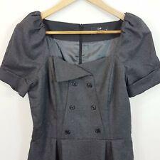 [ CUE ] Womens Wool Blend Dress | Size AU 8