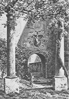 Cartolina - Postcard - Illustrata - Rocca di Angera