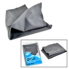 Micro Fiber Cleaning Cloth Tissue for Cleaning Camera Photo Lens Filter / Grey C