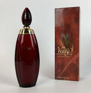 ANCIEN FLACON PARFUM VENISE YVES ROCHER PLEIN 100 ML VINTAGE FRENCH PERFUME