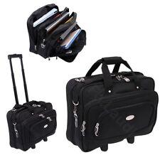 Laptop Trolley Tasche Notebook Piloten Koffer Manager Boardcase