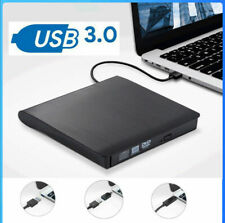 Usb3.0 Type-c Dvd Rw Cd Drive External Burner Writer Rewriter For Laptop Pc