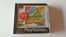 SNOWBOARD RACER / jeu Playstation 1 - PS one / complet