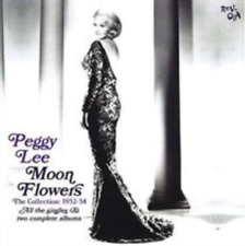 Peggy Lee-Moon Flowers CD NEW