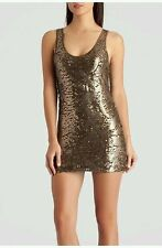 GUESS BY MARCIANO ANNETA TUNIC SEQUINED DRESS