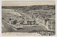 Jersey postcard - St Helier - General View taken from Esplanade - LL 1 P/U 1910