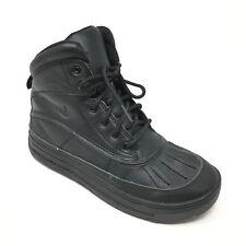 Men's Nike ACG Woodside II Boots Shoes Size 6 Black Outdoor Trail Hiking R3