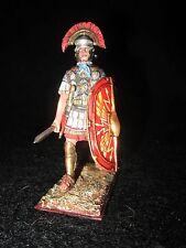 St. Petersburg. Amber. Imperial Roman Officer w/Sword & Shield. 54mm.