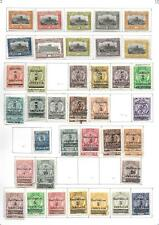 Paraguay stamps 1906 Collection of 47 CLASSIC stamps HIGH VALUE!