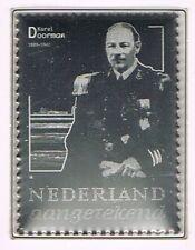 Nederland Persoonlijke zilveren postzegel 2878-A-11 Karel Doorman - Zeehelden