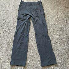 Lululemon Men's Grey Pants 30 x 33 Snap button