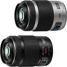 PANASONIC LUMIX G X VARIO 45-175mm F3.5-5.6 ASPH Lens Micro 4/3