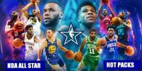 NBA All Star Basketball Card HOT Packs! 10 Cards Per Pack! LeBron James? Kobe?