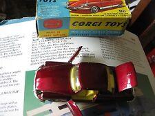 CORGI 259 CITROEN Le Dandy verygood come mostrato in auto originale indossato scatola originale