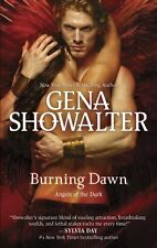 Burning Dawn (Angels of the Dark) by Gena Showalter