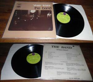 THE BAND - Stage Fright LP ORG French Press Folk Rock 70' BIEM