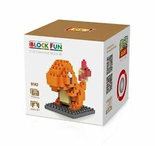 POKEMON CHARMANDER DIAMOND blocchi NANOBLOCK giocattolo educativo 110pcs