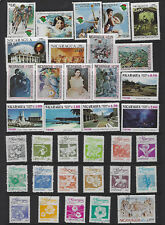 Nicaragua 1982-83 Scott's #1159-1228 (35 Different Stamps) Cat$10++ Mint & Used