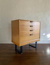 George Nelson 4-Drawer Dresser Herman Miller Eames