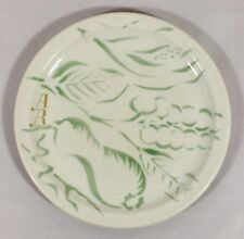 American Republic Lines Moore-McCormack Ocean Liner Cruise Plate Syracuse China