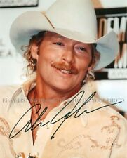 ALAN JACKSON AUTOGRAPHED 8x10 RP PHOTO GREAT COUNTRY PERFORMER