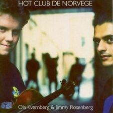 JIMMY ROSENBERG/OLA KVERNBERG - HOT CLUB DE NORVEGE USED - VERY GOOD CD