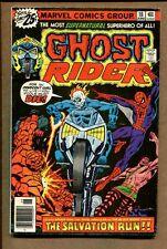 Ghost Rider #18 - ''The Salvation Run'' - Spider-Man - 1976 (6.5) WH