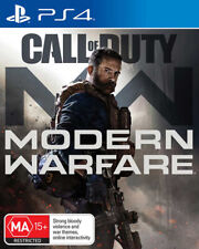 Call of Duty Modern Warfare PS4 Game NEW PREORDER 25/10 SHIPPED EXPRESS