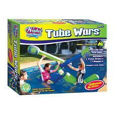 Wahu Tube Wars | Inflatable Jousting Pool Toy Game | Outdoor Games | BMA693