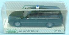 Maag nº 700252 Opel Omega (a) Caravan bundesgrenzschutz bgs-en su embalaje original